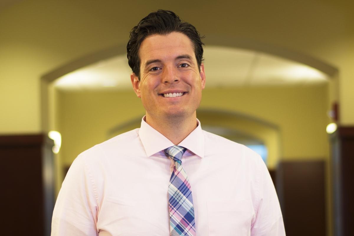 Meet Your Provider - Dr. Brad Stevenson, Urologist