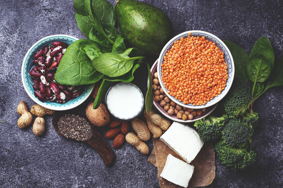 Going Plant Based – 5 Essential Nutrients and Where to Find Them